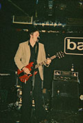 Rocking out with TURN at the Barfly, Camden 2004